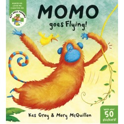 Momo the Monkey Goes Flying