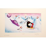 Pedro the Penguin - Limited Edition Print