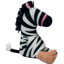Zoe the Zebra Toy